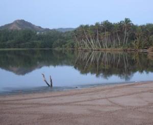 Lakes area, Barbados
